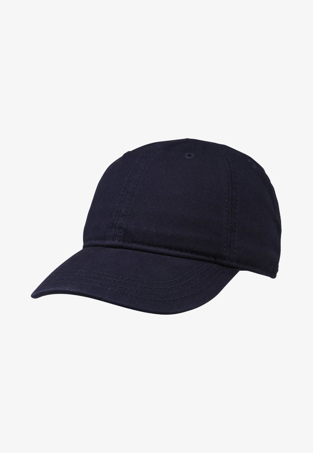Cap - navy blue