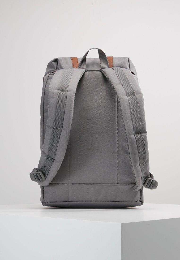 Herschel RETREAT  - Tagesrucksack - grey/grau - Herrentaschen 6WfXD