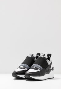 Sixtyseven - WASEDA - Slip-ons - actled black/white - 4