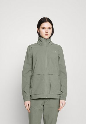 SIGHTSEER JACKET - Summer jacket - agave green