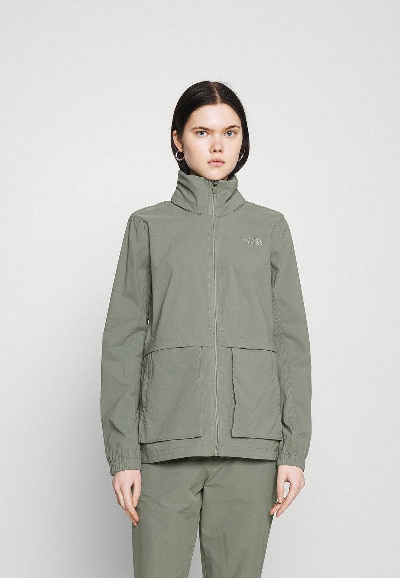 The North Face - SIGHTSEER JACKET - Summer jacket - agave green