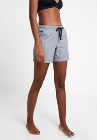 Schiesser - Pyjama bottoms - nachtblau - 0