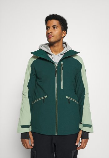DIABASE  - Snowboardová bunda - panderosa pine