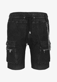 Tigha - Shorts - black - 4