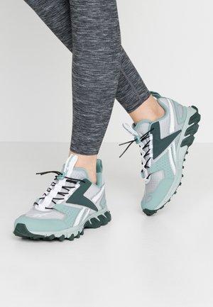 DMXPERT - Trainers - green slate/pure grey/ivy green