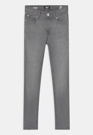 JJIDAN JJORIGINAL  - Vaqueros pitillo - grey denim