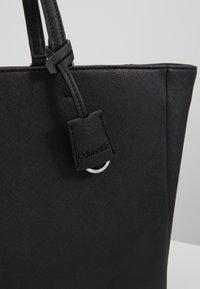 Calvin Klein - TASK - Tote bag - black - 6