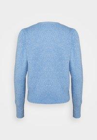 Marks & Spencer London - PLEAT SLEEVE  - Cardigan - light blue - 1