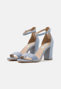 Steven New York - JUDY - Sandals - light blue - 2