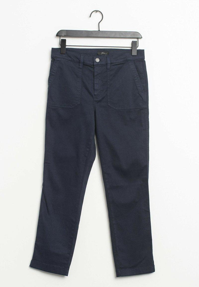 J.CREW - Trousers - blue