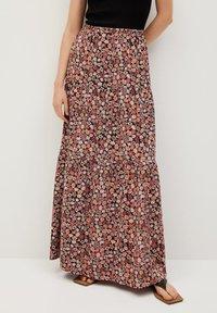 Mango - ELI-X - Pleated skirt - rosa - 0