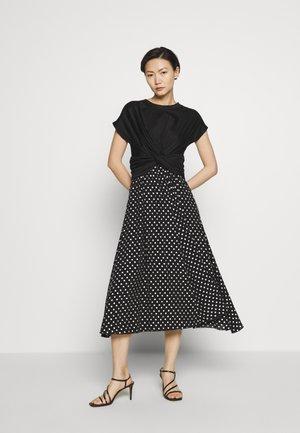BOEMIA - Vestido informal - schwarz
