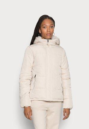 MID WEIGHT - Winterjas - white