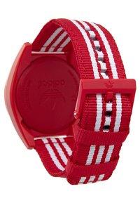 adidas Originals - Orologio - red - 1