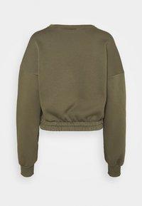 Noisy May Petite - NMPERCY - Sweatshirt - kalamata - 1