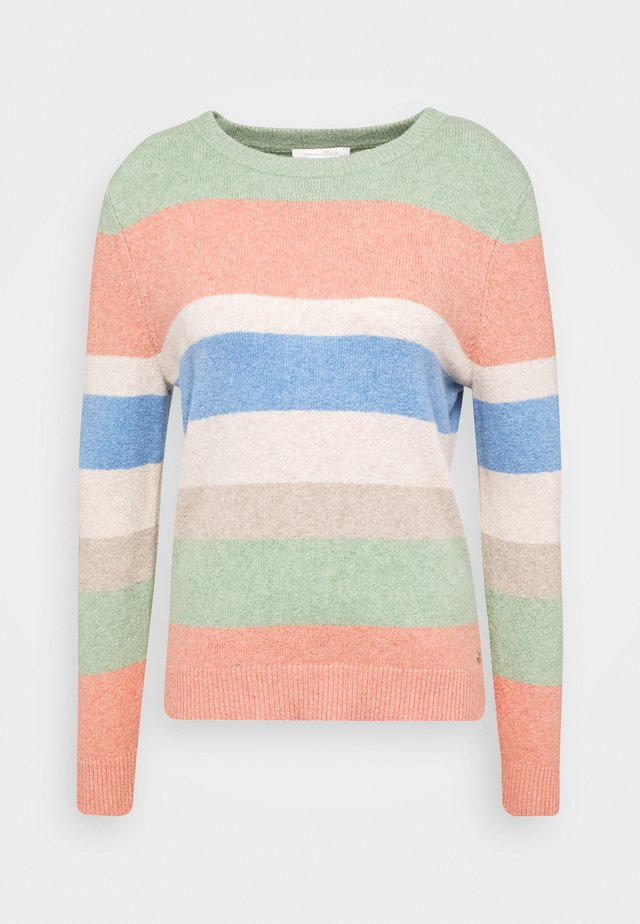 SOFT STRIPE - Jumper - multicolor