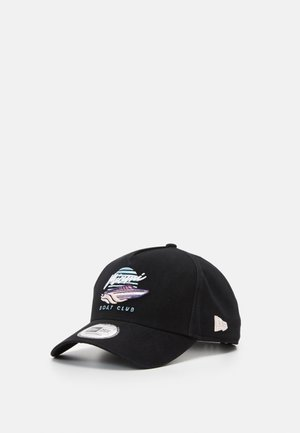 BEACH TRUCKER - Gorra - black