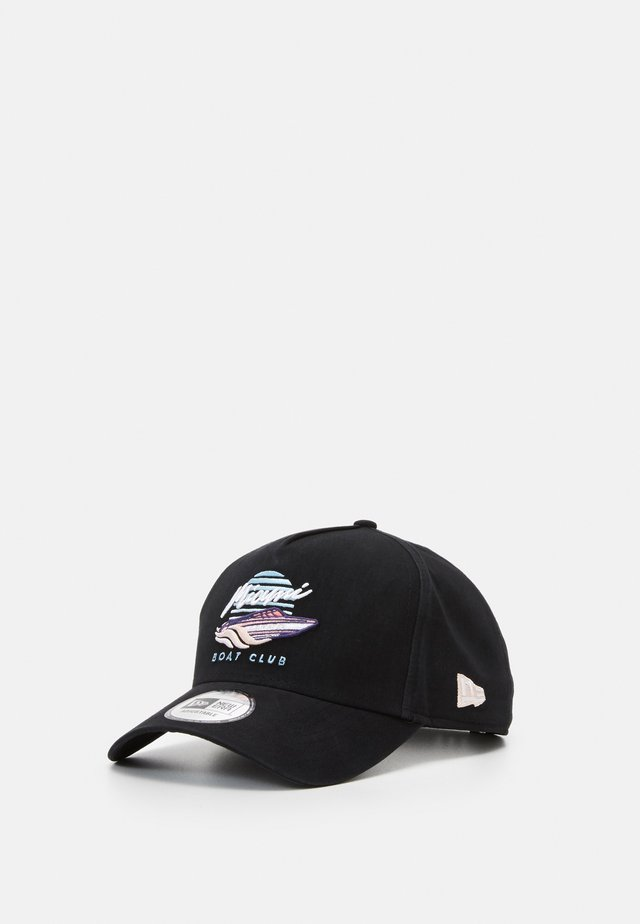 BEACH TRUCKER - Cappellino - black