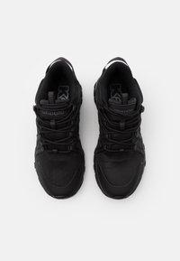 Kappa - SHAWS UNISEX - Sports shoes - black - 3