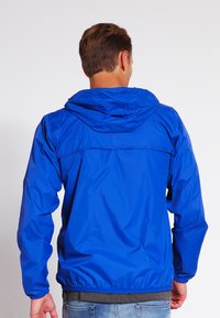 K-Way - LE VRAI CLAUDE UNISEX - Regenjas - royal - 2