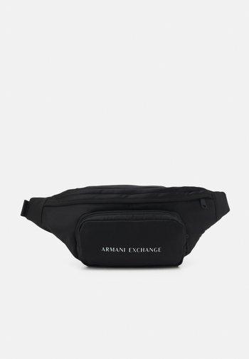 WAISTBAG UNISEX - Bum bag - nero