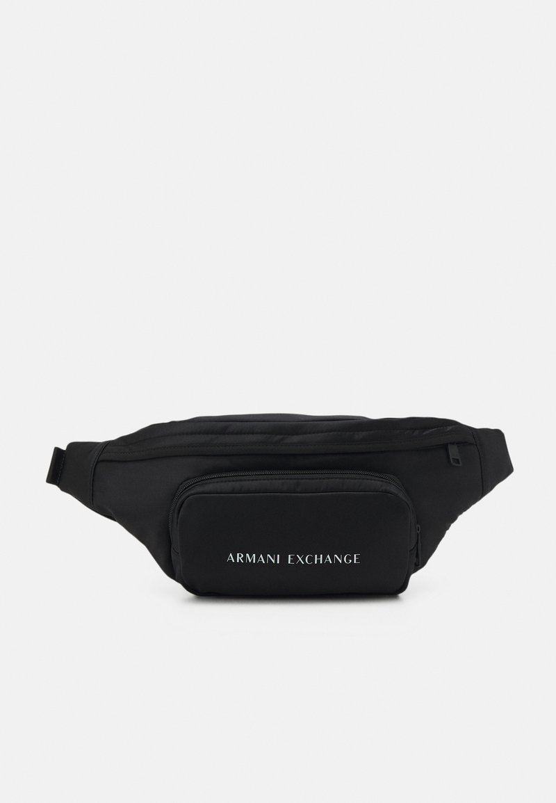Armani Exchange - WAISTBAG UNISEX - Bum bag - nero