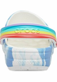 Crocs - CLASSIC OUT OF THIS WORLD - Pool slides - white - 1