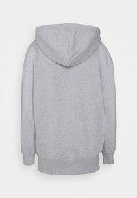Missguided Petite - HOODIE AND JOGGER SET - Zip-up hoodie - grey - 1