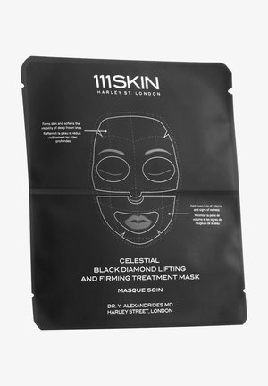 111SKIN MASKE CELESTIAL BLACK DIAMOND LIFTING AND FIRMING MASK F - Face mask - -