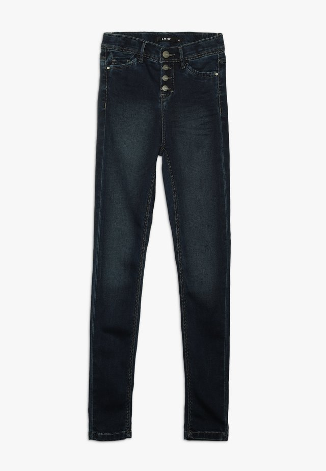 NLFPIL DNMTIA PANT - Jeans Skinny Fit - medium blue denim
