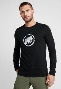 Mammut - Koszulka sportowa - black - 0