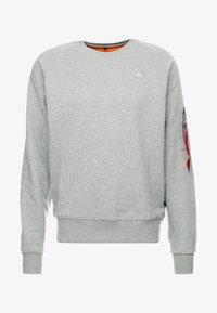 Collegepaita - grey heather