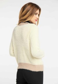 faina - Cardigan - light yellow - 2
