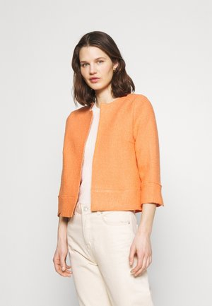 HARIKA - Blazer - orange peel