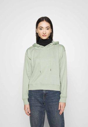 HOODY - Sweatshirt - light green