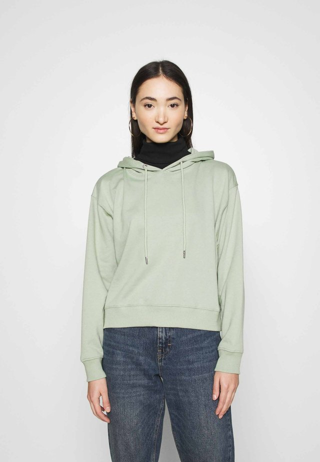 HOODY - Sweatshirt - light green