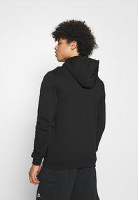 Glorious Gangsta - SINTOS HOOD - Zip-up hoodie - black/gold - 2