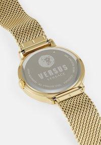 Versus Versace - MOUFFETARD - Watch - yellow gold-coloured - 3