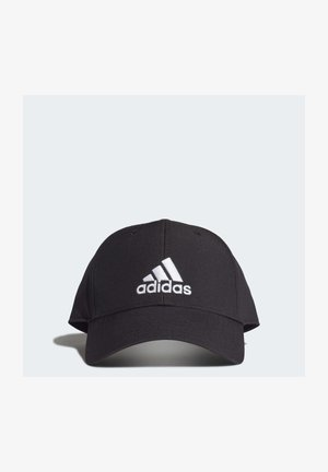 UNISEX - Caps - black/black/white