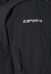 Icepeak - VELLBERG - Soft shell jacket - anthracite - 7