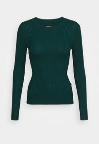 Even&Odd - Sweter - deep teal - 4