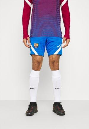 FC BARCELONA SHORT - Club wear - soar/pale ivory/pale ivory