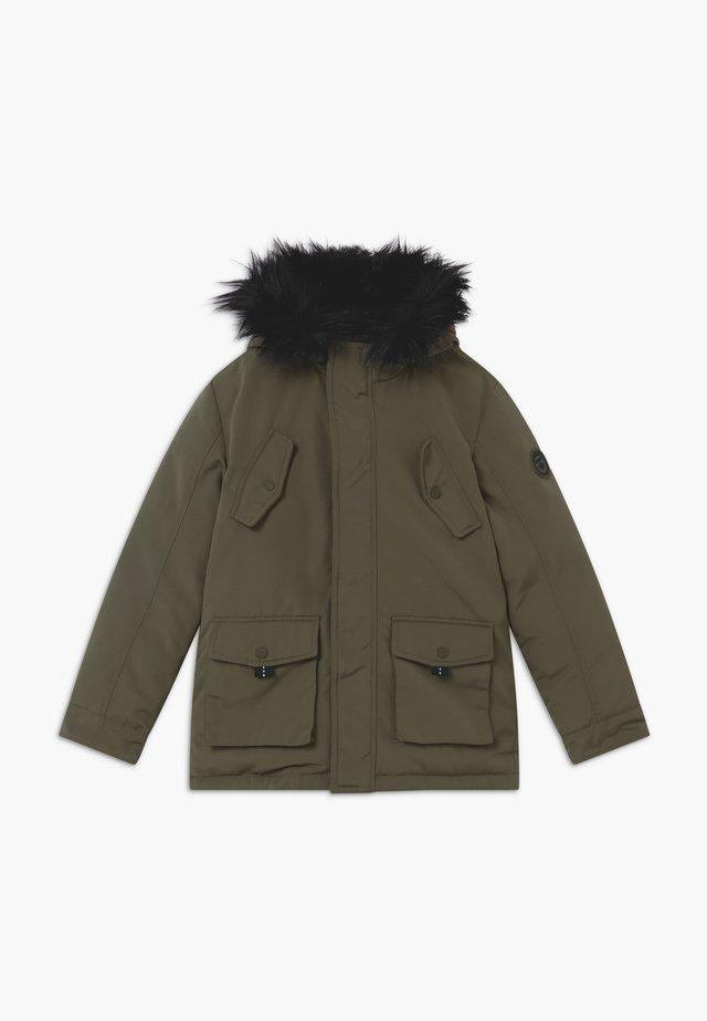 OPAK - Płaszcz zimowy - khaki