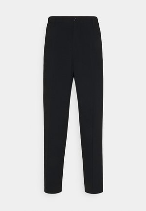 MATEO TROUSER - Trousers - black