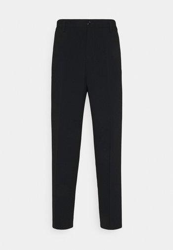 MATEO TROUSER - Pantalon classique - black