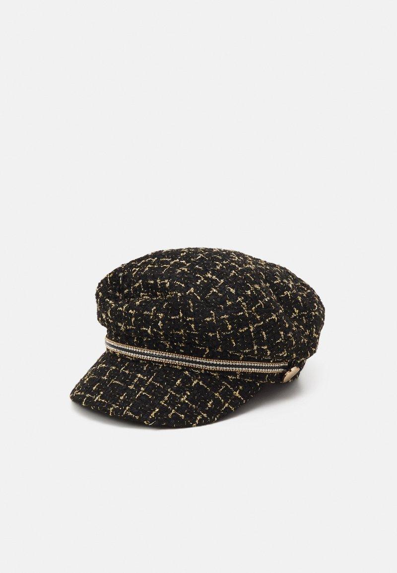 ALDO - KEDAUMWEN - Cappello - black/gold/multi