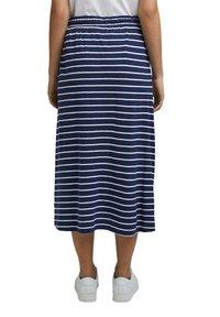 Esprit - A-line skirt - dark blue - 2