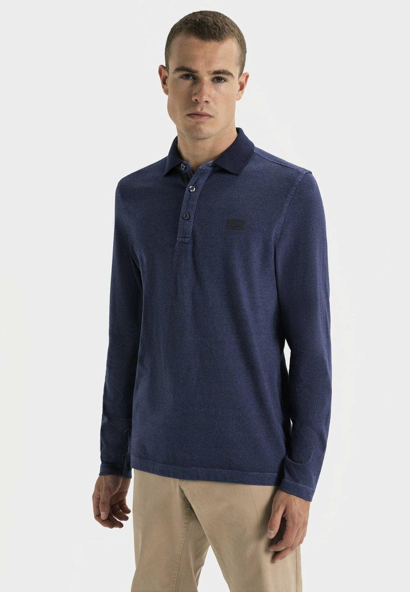 camel active - Polo shirt - indigo