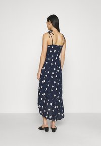 Hollister Co. - CHAIN DRESS - Day dress - navy - 2
