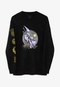 Vans - MN NEW AGE LS - Sweatshirt - black - 3